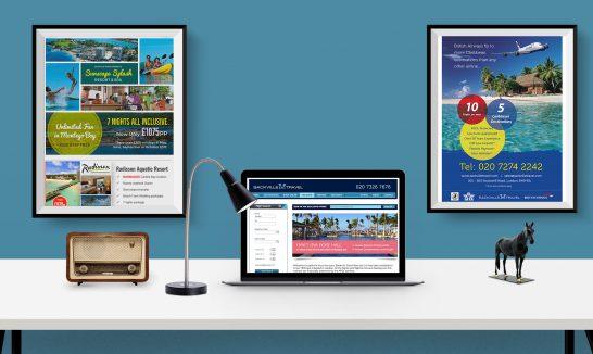 Sackville Travel Web RE-Design & Management